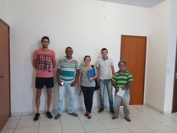 Município recebe consultores da Sociedade Portuguesa de Inovação