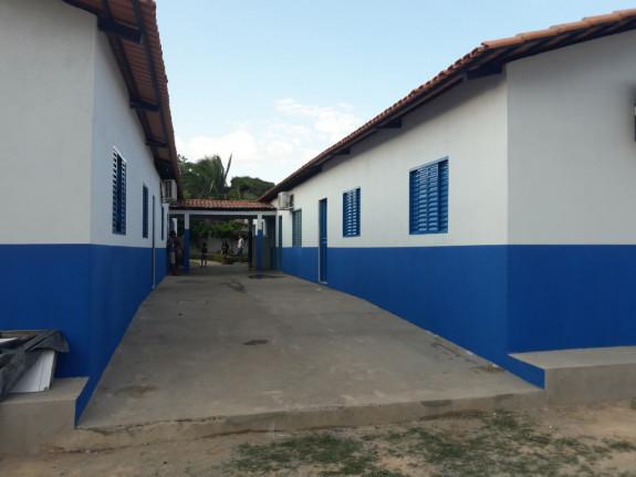 Ampliação da Escola Municipal 1º de Junho