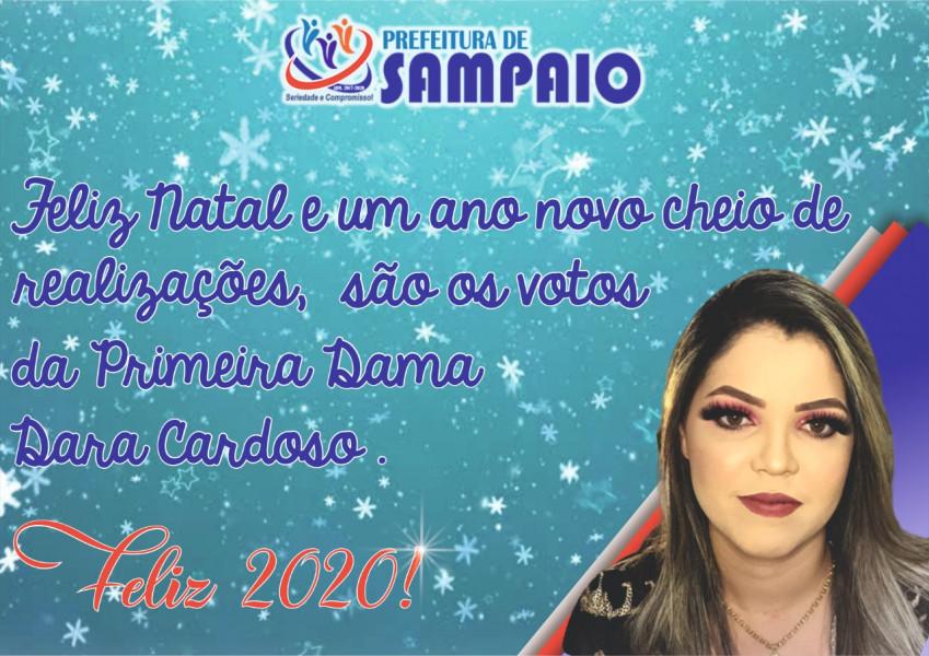 Primeira Dama Dara Cardoso